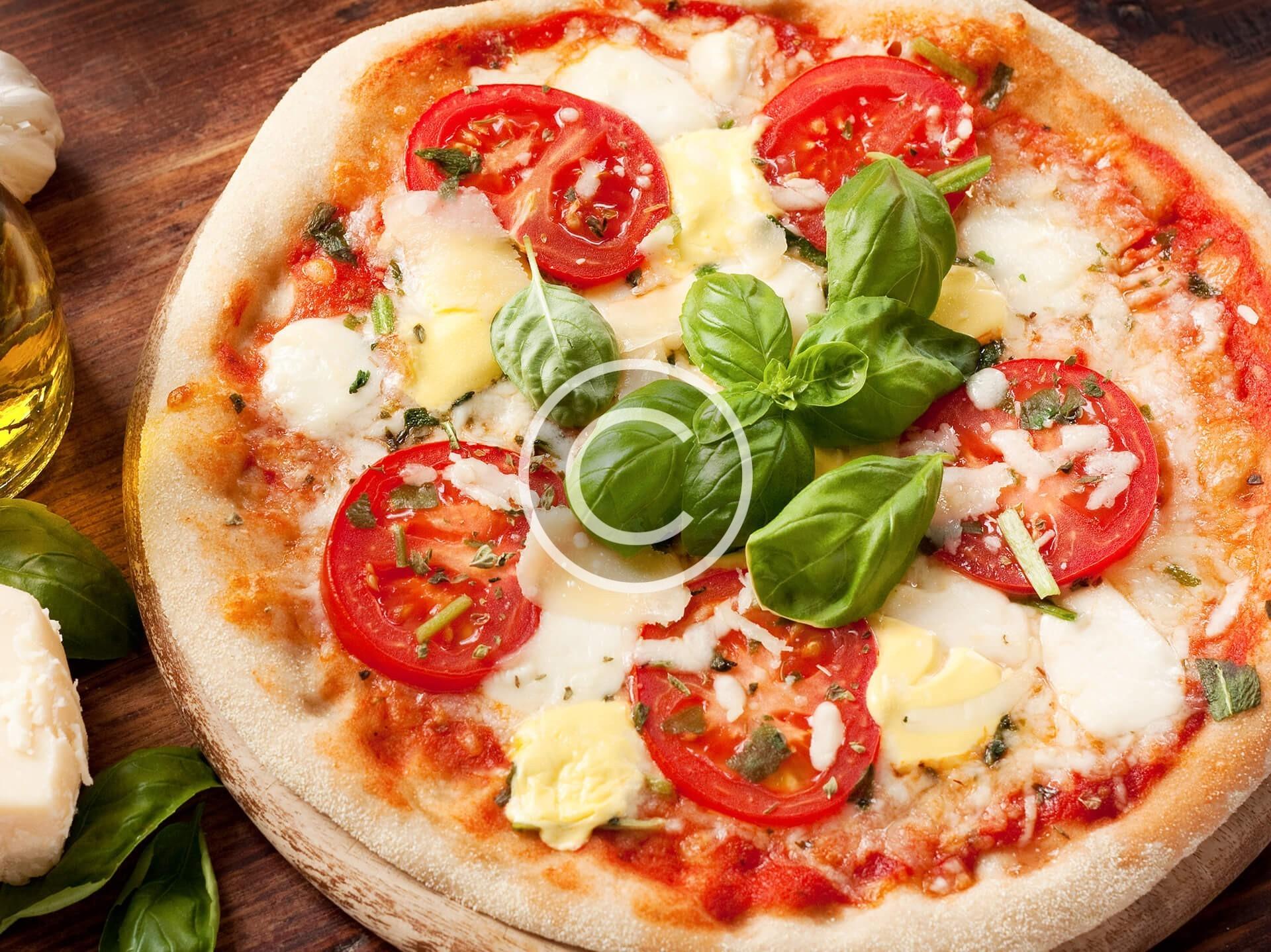 Vegan Low Carb Pizza